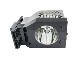 Original Philips Lamp & Housing for the Panasonic PT61DLX25 TV - 1 Year Warranty