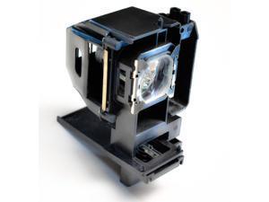 Original Philips Lamp & Housing for the Panasonic PT52LCX16 TV - 1 Year Warranty