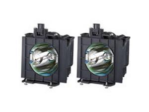 Original Phoenix ET-LAD55W Lamp & Housing for Panasonic Projectors - 240 Day Warranty