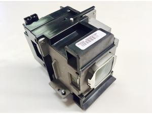 Original Ushio ET-LAA110 Lamp & Housing for Panasonic Projectors - 240 Day Warranty