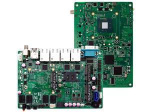 """Jetway NF533D4-1900 SBC 3.5"""" Intel Celeron J1900 Quad-Core SoC 2.0GHz Intel HD Graphics"""
