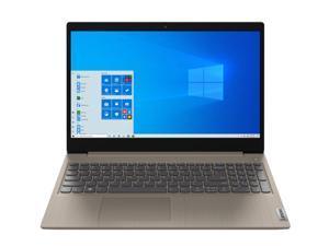 """Lenovo IdeaPad 3 15IIL05 81WE002ACF 15.6"""" Notebook - Full HD - 1920 x 1080 - Intel Core i5 (10th Gen) i5-1035G1 8 GB RAM - 256 GB SSD - Almond"""