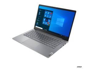"Lenovo ThinkBook 14 G2 ARE 14"" Notebook - AMD Ryzen 7 4700U 8-Core 2.00 GHz - 16GB RAM - 512GB NVMe M.2 SSD - Windows 10 Pro 20VF004GUS"