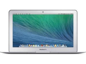 "Apple MD711LL/A-B Grade B MacBook Air 11.6"" Laptop - 1.3 GHz i5, 4 GB Memory, 128 GB Flash Storage, 1366 x 768 Native Resolution, Integrated Intel HD Graphics 5000"