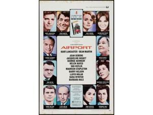 Airport Movie Poster 24inx36in