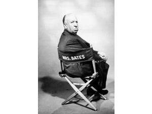 Alfred Hitchcock Poster #100 Director'S Chair 11x17 Mini Poster (28cm x43cm)