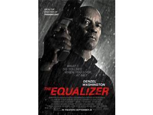 Equalizer The Movie Poster 24inx36in
