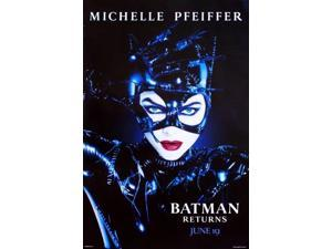 Batman Returns Movie Poster 24x36in #01 Catwoman