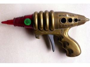 Vintage Toy Ray Guns Mini Poster 11inx17in