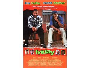 Friday Movie Poster 24x36