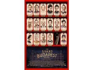 27inx40in Grand Budapest Hotel Poster Print Reprint