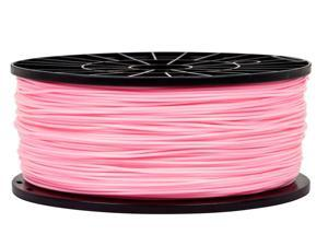 Monoprice PLA 3D Printer Filament - Pink - 1kg Spool, 1.75mm Thick | For All PLA Compatible Printers