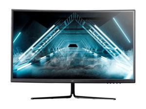 Monoprice Zero-G 27in Curved Gaming Monitor - 1500R, 2560x1440 (QHD), 144Hz, HDR, VA