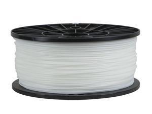 Monoprice Premium 3D Printer Filament PLA 1.75mm 1kg/spool  White