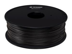 Monoprice Premium 3D Printer Filament - 1kg/Spool - Black | PETG, 1.75mm