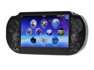 Monoprice PlayStation Vita Brushed Aluminum Clamshell Protective ...