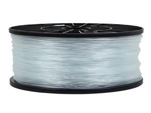 Monoprice Premium 3D Printer Filament PLA 1.75mm 1kg/spool  Crystal Clear