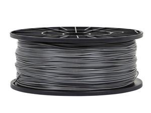 Monoprice Premium 3D Printer Filament PLA 1.75mm 1kg/spool  Gray