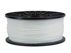 Monoprice Premium 3D Printer Filament - 1kg/Spool - White | ABS, 1.75MM