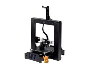Monoprice Maker Select Plus 3D Printer With Large Heated (200 X 200 X 180 mm) Build Plate, LCD Touchscreen Display + Free Sample PLA Filament And MicroSD Card Preloaded With Printable 3D Models