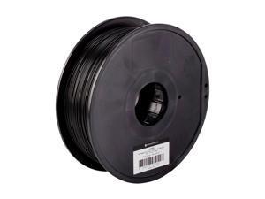 Monoprice MP Select PLA Plus+ Premium 3D Filament 1.75mm 1kg/spool  Black