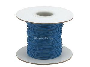 Monoprice Wire Cable Tie, 290 meters - Blue