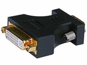 Monoprice Cable Adapter,VGA (HD15) M, DVI-A F  2397