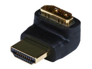 Monoprice HDMI Port Saver (Male to Female) | 270 Degree