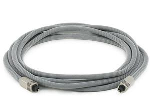 Monoprice 12ft Premium Optical Toslink Cable w/ Metal Fancy Connectors