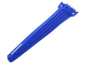 f6e958e80c1e Monoprice Hook and Loop Fastening Cable Ties, ...
