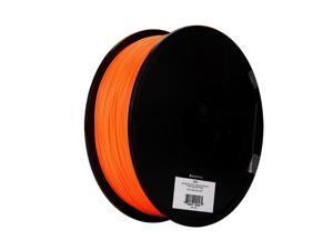 Monoprice MP Select PLA Plus+ Premium 3D Filament 1.75mm 1kg/spool Orange