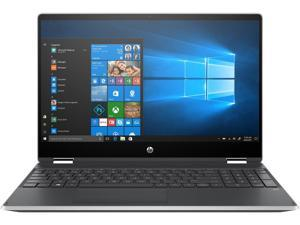 "HP Powerful Pavilion x360 15.6"" HD Convertible Touchscreen Laptop, 8th i5-8265U Processor, 8GB DDR4, 512GB SSD, Intel UHD Graphics 620, Windows 10 Home"
