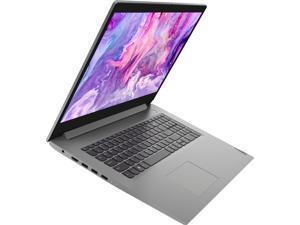 """Lenovo IdeaPad 3 17.3"""" HD+ Notebook (AMD Ryzen 7 3700U Quad-Core Processor, 12GB DDR4 RAM,  1TB HDD + 128GB NVMe SSD, AMD Radeon Vega 10, HDMI, Card Reader, Wi-Fi, Bluetooth, Windows 10 Home)"""
