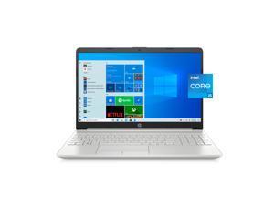 "HP 15.6"" FHD (1920x1080)  IPS Micro-edge, Anti-glare LED Laptop, Intel Core i5-1137G7 Quad-Core Processor, 8GB DDR4 RAM, 512GB SSD, Intel Iris Xe Graphics, Windows 10 Home, Silver"
