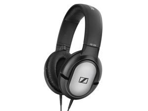Sennheiser HD 206 Closed-Back Over Ear Headphones 3.5MM Computer Gaming Headset Wired
