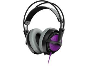 SteelSeries Siberia 200 Gaming Headset With Extension Cord And Storage Bag Without  Retailing Box