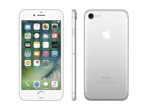 Apple iPhone 7 256GB Cellular Unlocked Silver MN8T2LL/A