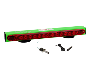 "Towmate 22"" Wireless Tow Light Bar Green ""Lime light"" TM22G w/ Lifetime Warranty"
