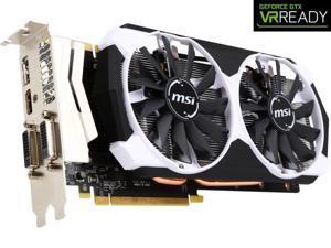 MSI GeForce GTX 970 4GD5T OC Graphics Card