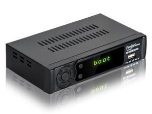 Five Star Digital-to-Analog Converter box, HDTV, 4KTV, From Analog TV to Digital TV, Digital Video Recorder, Recording Scheduled Program or Live Program, with Remote Control Easy Setup and Operation