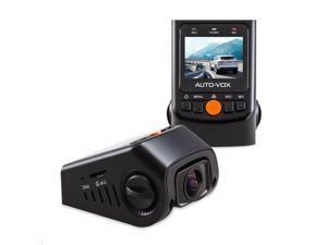 "AUTO-VOX A118-C B40C Hidden Capacitor Dash Cam 1.5"" LCD 1920*1080P Resolution FHD 1080p 170 Wide Angle Novatek NT96650 Dashboard Camera Car DVR Video Recorder G-Sensor, WDR, Auto Loop"