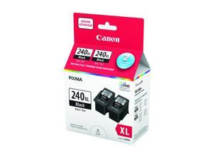Canon Genuine Pg-240xl Ink Twin Pack