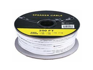 Access™ Series 18AWG CL2 Rated 2-Conductor Speaker Wire, 250ft