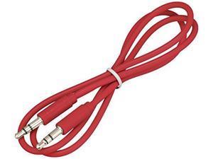 Belkin Rockstar Headphone Splitter - Red