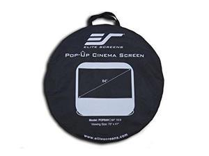 "84"" Diag PopUp Cinema Series"