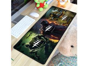The Hot Escape Games Dead By Daylight Pattern Mousepad Big Size 400x900MM Large Tablet Mat Pc Gamer Gaming Mouse Pads
