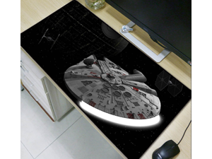 900*400*3mm Star Wars Waterproof Office Mice Gamer Gaming Keyboard Mat PC Computer Tablet Large Locking Edge Mouse Pad