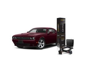 Flashlogic FLRSCH10 Plug & Play Remote Start for (2015-2019) Dodge Challenger Push-to-Start Coupe Automatic