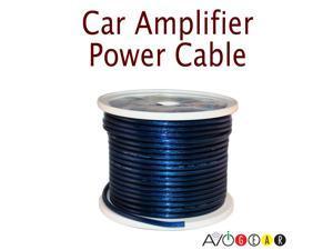 10 feet premium 8 gauge car audio power/ground cable