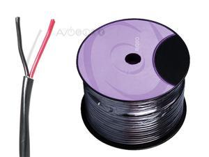 ThruSound Burial Series 16 AWG 2 Conductor Outdoor Speaker Wire - FT4 Compliant  Note: Cable will not ship on spool as depicted.